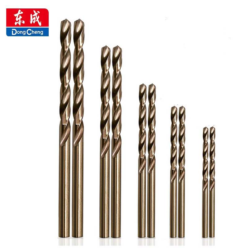 2.5MM COBALT DRILL  BITS FOR DRILLING HARD METAL STAINLESS STEEL ETC QTY 2