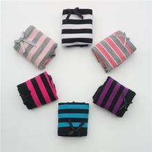 5pcs/lot New Women's cotton panties Girl Briefs Ms. cotton underwear bikini underwear sexy Ladies Briefs