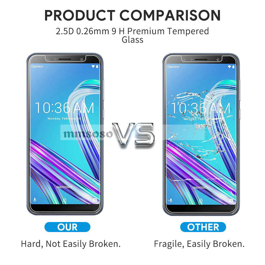 Evo Tempered Glass Huawei Y5 Premium 2 5d Clear Myuser Meizu M3 Note Asus Zb602kl For Zenfone Max Pro M1 Screen Protector Film