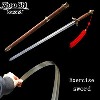 Sports Entertainment Outdoors Sword All Handmade Exercise Sword Chinese Martial Arts Sword