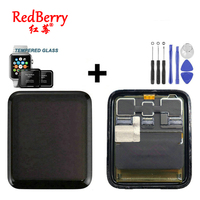 Redberry For Apple Watch Series 2 LCD Display Touch Screen Digitizer Series2 S2 38mm 42mm Pantalla