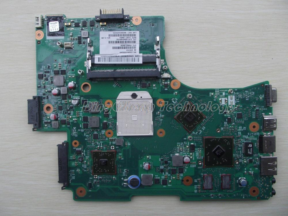 все цены на SHELI laptop Motherboard For Toshiba L650D L655D V000218050 6050A2333201-MB-A02 non-integrated graphic card 100% fully tested онлайн