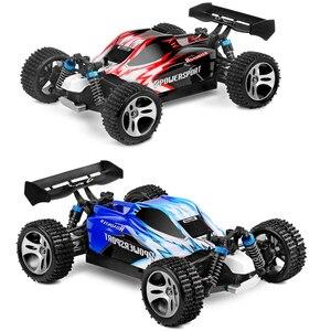 Image 3 - 1:18 Scala 2.4G Telecomando Modello di Auto Da Corsa Off road 50 KM/H High Speed Stunt SUV Arrampicata Veicolo Regalo del giocattolo