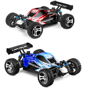 Image 3 - 1:18 Scale 2.4G Remote Control Racing Car Model Off road 50KM/H High Speed Stunt SUV Climbing Vehicle Toy Gift