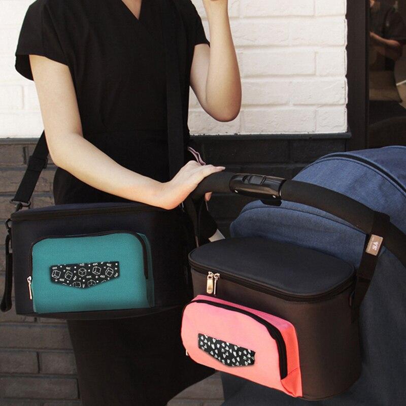 Newborn Diaper Bags Baby Care Outdoor Travel Backpack Waterproof Paper Box Infan Stroller Accessories Women Crossbody Bags