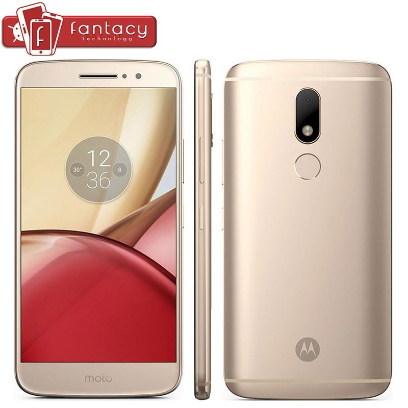 "bilder für Original Motorola Moto M 4G RAM 32G ROM Smartphone MTK Helio P15 Octa Core FDD LTE 4G 5,5 ""1920x1080 P 16,0 MP 3050mA Android 6.0"