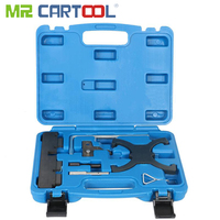 MR CARTOOL Automotive Engine Camshaft Timing Locking Tool Set For Volvo Ford Focus 1.6 Mazda 1.6 Environmentally Accelerated