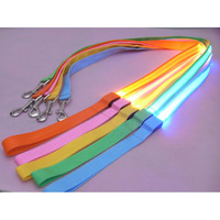 LED Pet Cat Dog LED Leash Safety Glow Leash Flashing Lighting Up Good Quality Not The