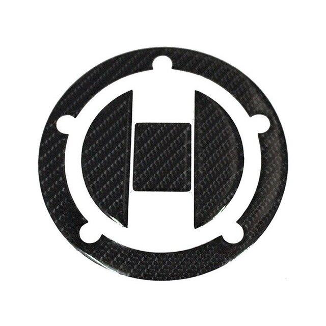 $ 14.44 New 3D Carbon Fiber Gas Cap Tank Cover Pad Sticker For SUZUKI 03-15 ALL