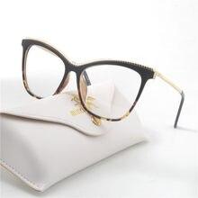 e695586923682 2018 Mulheres Da Moda Óculos de Armação Homens Óculos Preto Quadro Quadrado  Do Vintage Lente Clara Óculos de Armação de óculos Ó..