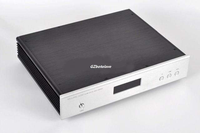 NEW HiFi ES9018 ES9028PRO ES9038PRO+XMOS U208 USB DAC 32Bit/384K DSD  64/128/256 XLR Output Talema transformers Decoder