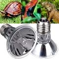New Arrival E27 50W 100W 220v Reptile Halogen Spotlights Warm Lamp Basking Full Spectrum UVA UVB Bulb