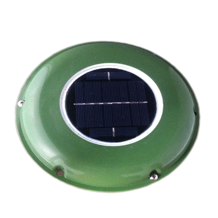 Image 4 - SOLAR VENT FAN AUTOMATIC VENTILATOR USED FOR CARAVANS BOATS GREEN HOUSE BATHROOM-in Air Conditioner Parts from Home Appliances