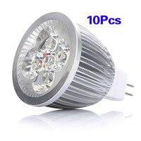 10x MR16 5W LED Cool White Energy Saving Spotlight Down Light Lamp Bulb 12V