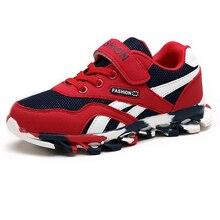 Barn fritidskor skor pojkar pojkar skor ny märke barn läder sneakers sport skor mode vardagliga barn pojke sneakers