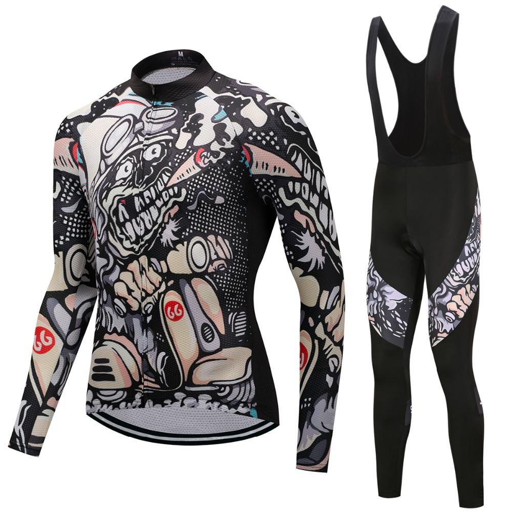 9be094ad5 2019 Men Cycling Jersey Set Wear Racing Bike Clothing Kit Male Mountain  Bicycle Clothes Mtb Maillot