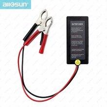 12V Automotive Car Battery Tester  LCD Digital  Test Analyzer Auto System Analyzer   Alternator Cranking Check ALL SUN GK503