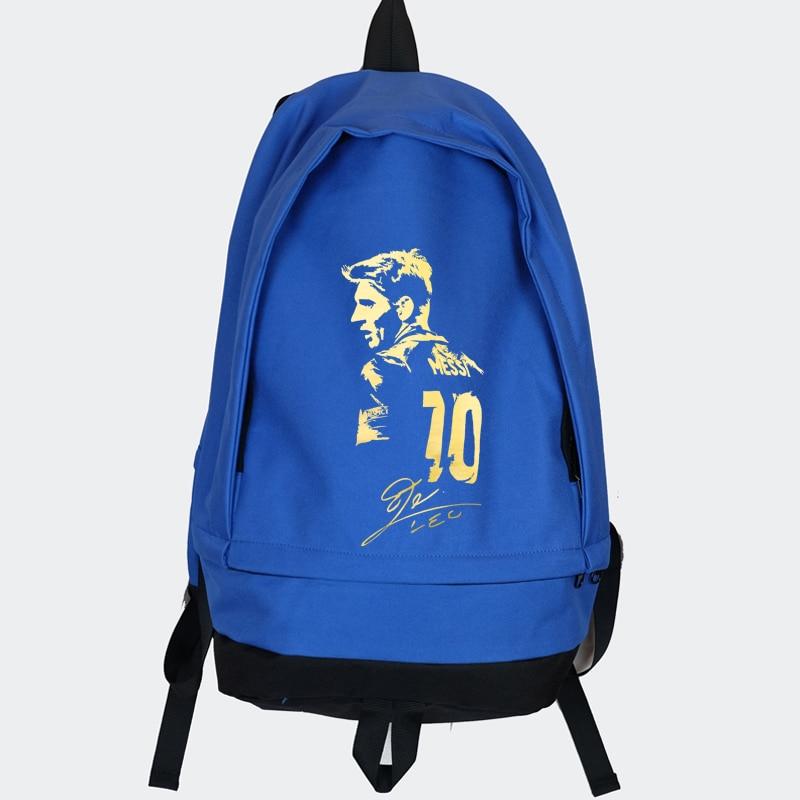 ახალი ჩამოსვლა Messi Canvas Backpack - ზურგჩანთა - ფოტო 3