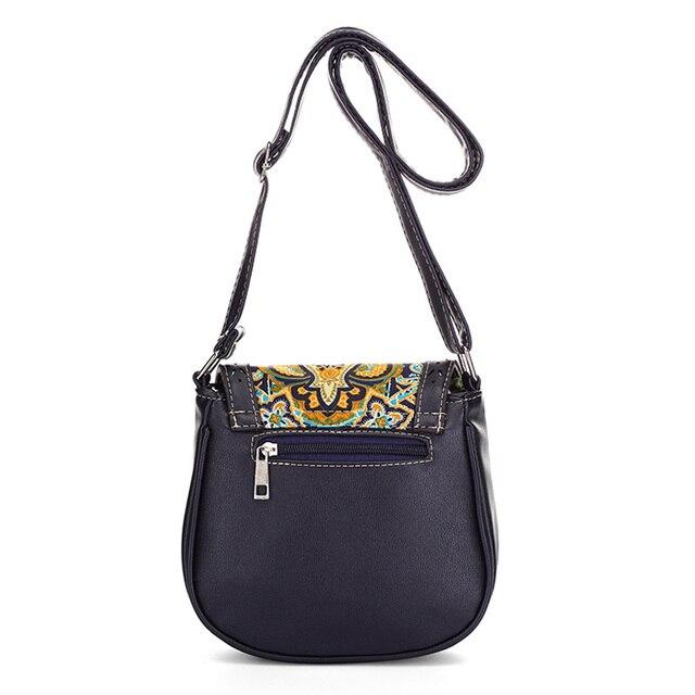 Tassel Crossbody Shoulder Bag