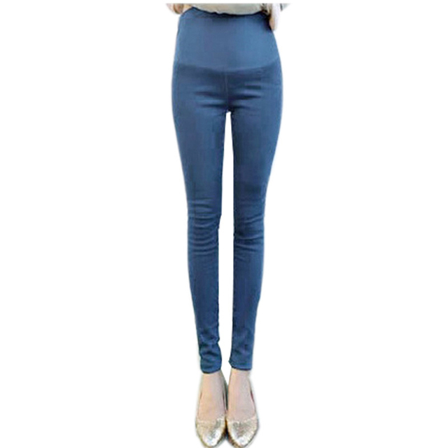 High quality maternity women jeans trousers for pregnant lady autumn/summer