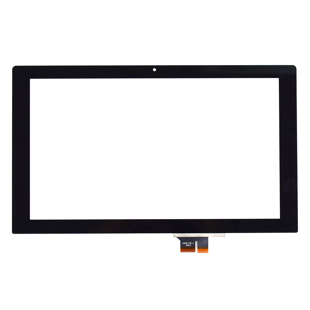 New For Asus Vivobook S200 S200E X202E Q200E Touch Screen Digitizer Glass Sensor Panel Replacement Black