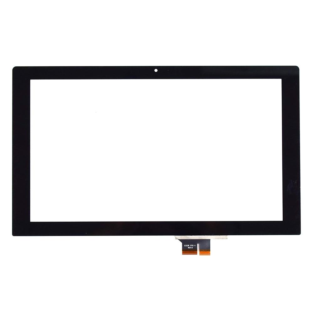 New For Asus Vivobook S200 S200E X202E Q200E Touch Screen Digitizer Glass Sensor Panel Replacement Black