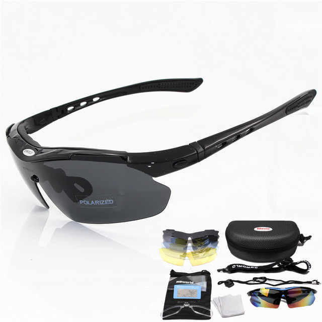 23d0f147672 Polarized lens Cycling Glasses Bike Goggles Outdoor Sports Bicycle  Sunglasses UV400 Running glasses Cycling Eyewear Sun