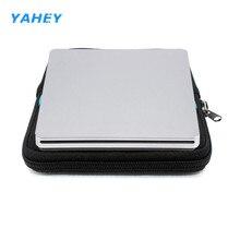 USB 2.0 Chargement par Fente Externe DVD Lecteur CD/DVD-RW Graveur Optique Superdrive pour Apple Macbook Pro Air Ordinateur Portable + Lecteur cas poche sac