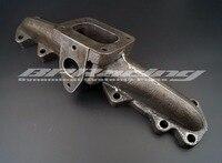 鋳鉄 FOR 93 98 トヨタスープラ 2JZ GTE ENINGE T4 フランジ -