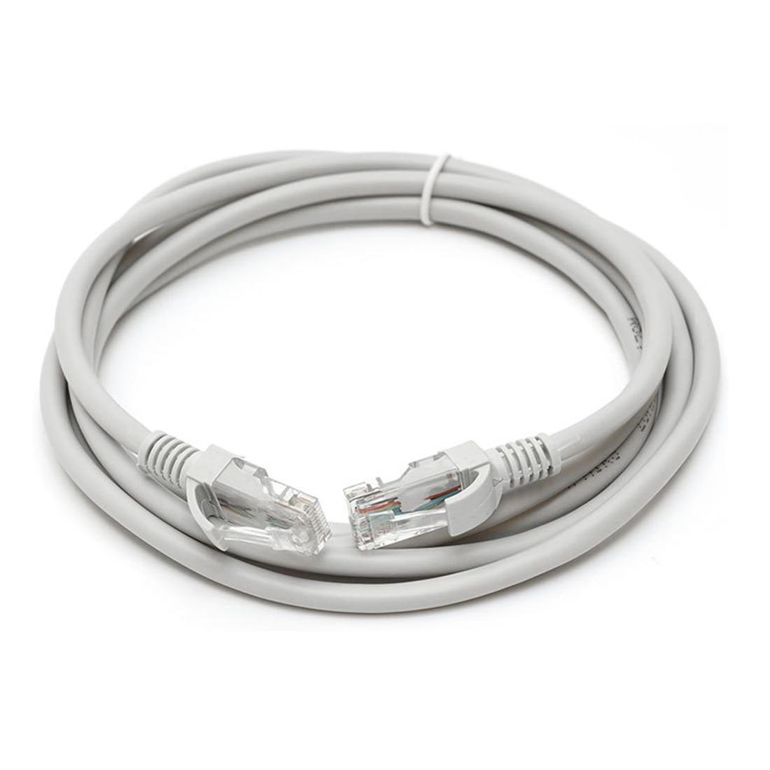 Marsnaska 1/1.5/2M 3M 5M 10M 15M 20M 25M 30M RJ45 Ethernet Cable for Cat5e Internet Network Patch LAN Cable Cord for PC Computer hdmi cable 2 0 1m 2m 3m 5m 10m 15m ethernet