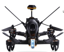 Walkera F210 DEVO 10 rtf, Anti-tabrakan balap Drone W / OSD 700TVL kamera pengiriman ekspres