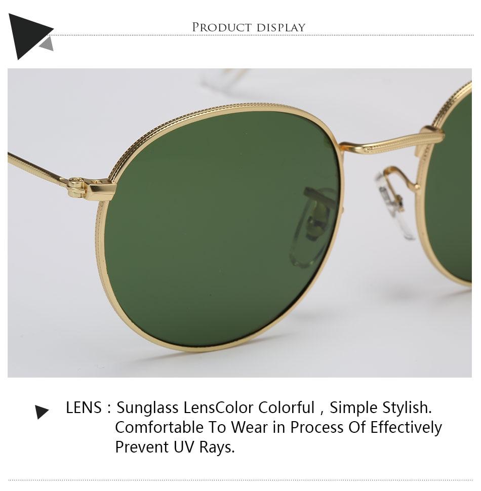 HTB1wTe0c.gQMeJjy0Fgq6A5dXXaG - Luxury Round Sunglasses Women Brand Designer 2018 Retro Sunglass Driving Sun Glasses For Women Men Female Sunglass Mirror 3447