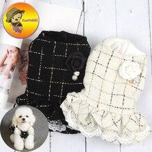 Милая принцесса собака платье платья для домашних животных юбка юбки кошка одежда собака домашнее животное одежда индивидуальный дизайн одежда в Мальтийском стиле