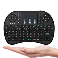 2 4G Wireless Mini Keyboard With Touchpad Mouse Handheld Keyboards For Orange Pi PC Android TV