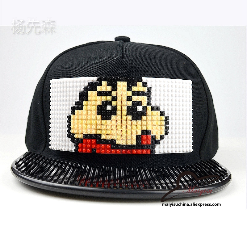 Composite Bats Crayon Shin-chan apanese Famous Animation Cartoon Comic Cute Lovely Flat Snapback Caps Hat for Men Women cap