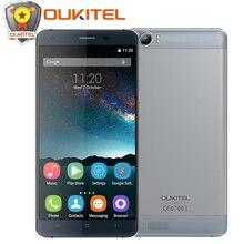 Oukitel K6000 4G LTE Mobile Téléphone 6000 mAh MTK6735P Quad Core 5.5 pouce HD 2 GB RAM 16 GB ROM 8.0MP Android 5.1 Smartphone