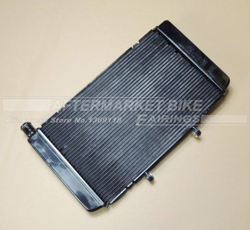 Motorcycle Radiator for HONDA CB600 HORNET CBF600 2008 2009 2010 2011 2012 2013 Aluminum Water Cooling Replacemen motorcycle radiator for honda jade250 jade 250 cb250 cb 250 aluminium water cooling radiator new
