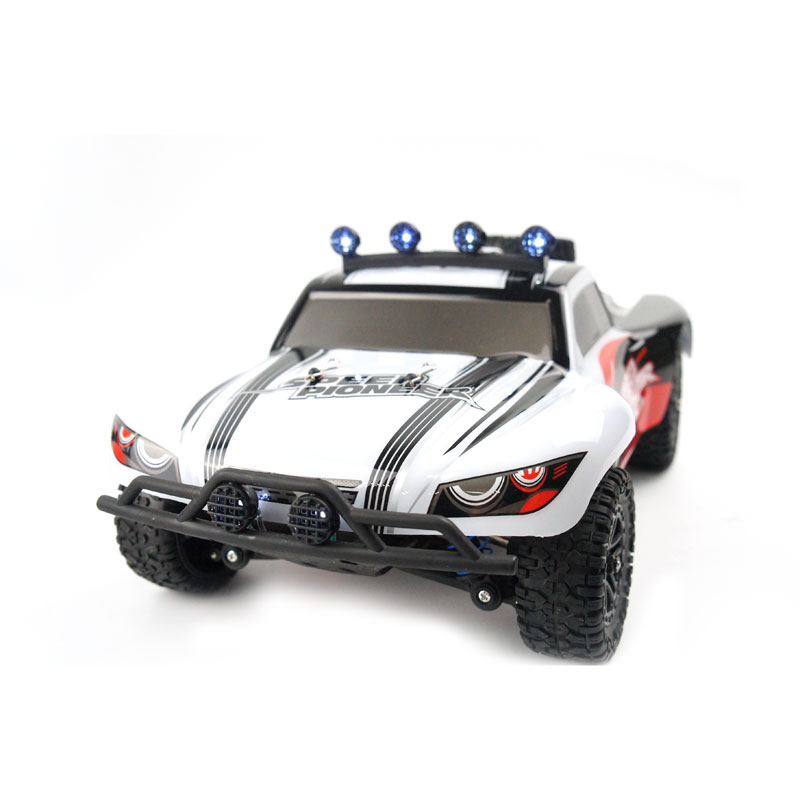 RC Car High Speed 50KM/H Remote Control Car 2.4G Scale Off-Road Vehicle Buggy RC 1:18 Truck Four-wheel 4WD Toys Car neweekend genuine leather bag men bags shoulder crossbody bags messenger small flap casual handbags male leather bag new 5867