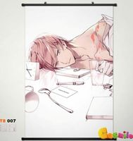 Yaoi 10 ten Count Rihito Takarai Ten Count Home Decor Poster Wall Scroll Cos