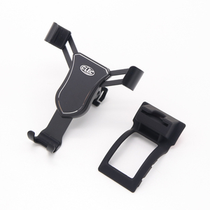 Image 5 - For Toyota C HR CHR 2016 2017 2018 2019 Car Air Vent Mount Adjustable Phone Holder Stand for Cell Mobile Phone Stable Cradle