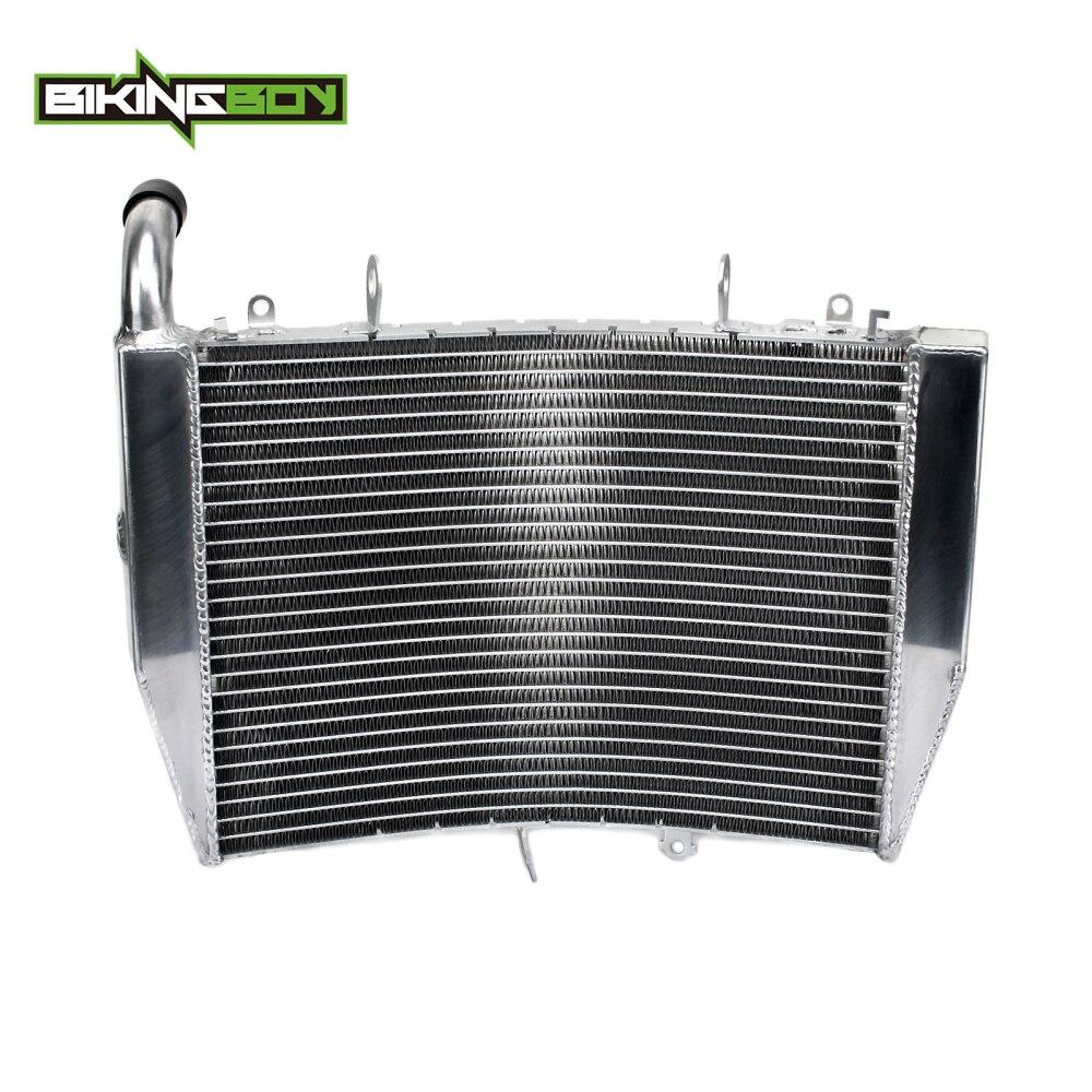 BIKINGBOY Street Bike Aluminum Alloy Cores Engine Water Cooling Radiator Radiators For HONDA CBR 600 RR