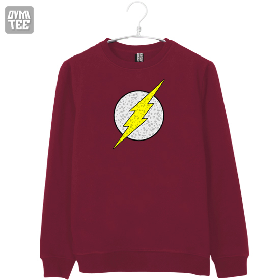 THE FLASH sweatshirts barry Allen the Arrow top thicken pullovers sheldon men women classic show freeshipping winter autumn