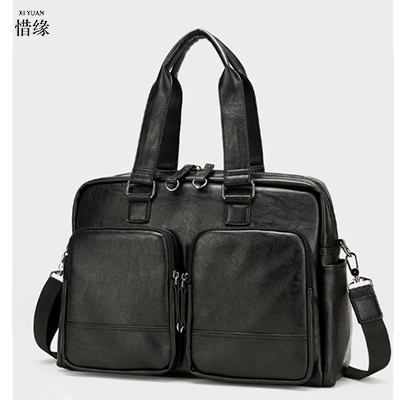 XIYUAN Men genuine leather office messenger Bag Man Crossbody Shoulder Bag Business Tote Briefcases Cow Leather Brand Handbags y zhuo new 2017 business vintage man tote leather brand handbags men messenger shoulder crossbody bag leather briefcase for man