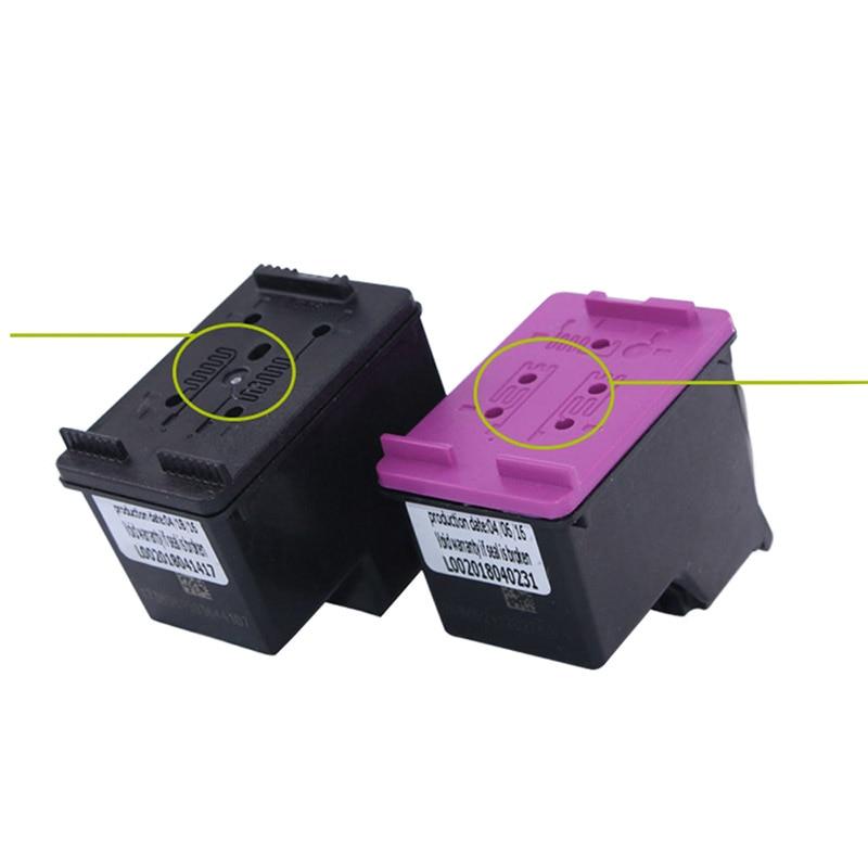 hisaint HP 901 tintapatronokhoz HP 901 xl esetén hp901 esetén - Irodai elektronika - Fénykép 3