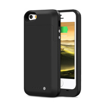 2015 New 2500mAh Battery Case Power Bank Portable Charger External Extra Extended Backup Cover For Apple