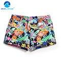 Gailang Brand Women Beach Board Shorts Sun Casual Active Shorts Jogger Sweatpants Woman Quick Drying Boxer Trunks Shorts Fashion