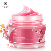 Feet Care Exfoliating Peel Foot Mask Baby Foot Peel Cuticle Remover Cream Antifungal Ointment For Feet