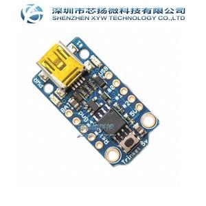Image 1 - Orijinal 1501 AVR Trinket Mİnİ MCU 5 V Mantık Atmel ATtiny85 31mm x 15.5mm x 5mm