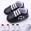 2016 Spring baby toddler out of football shoes / baby toddler shoes soft bottom slip / Free Shipping