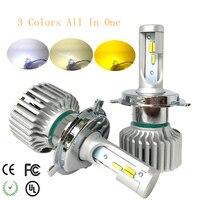 Car LED Light Headlamp H7 H4 LED Bulbs H1 H3 H8 H11 9005 9006 880 9012